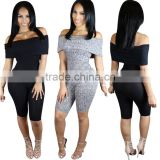 Bonvatt european women fashion jumpsuit pants sexy women pockets rompers