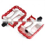 Mountain Bike MTB BM Bicycle Cycling Alloy Flat Platform Bearing Pedals