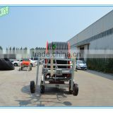 Factory direct sale top level mobile sprinkler irrigation system