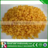 High quality competitive price refined yellow beeswax from China