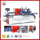 China new woodworking machine MXB3515T Automatic finger shaper with automatical gluing device