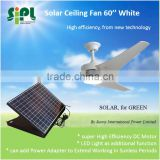 vent goods white solar panel powered system cooling extractor fan solar ceiling fan