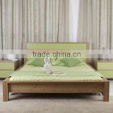 Elegant environmental 1.5 M Bamboo material bed room furniture set