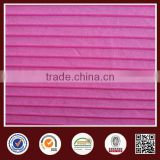 New Pattern Summer High Quality Clothes Cotton Red Prink stretch Sexy Stripe Fabric