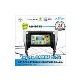 TOP Selling 8 Inch 2 DIN Touch Screen Car Radio Android with GPS nabigation for CAMRY 2012