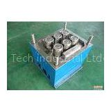3D Mold Design Plastic Injection Mold Maker Tooling Six - Cavities