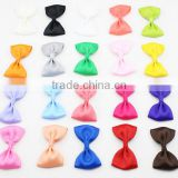 Solid grosgrain Bow Hair hairbow mini Headwear headdress bow