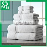 Towels bath set luxury hotel egyptian cotton spa towel