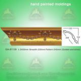 Provide PU( polyurethane) interior decorative products