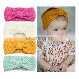 Pretty nice quality baby turban eye catching knitted headband