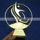 excellence awards swimming sports championship gold metal trophy