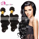 2017 hot sale loose wave hair 100% natural original brazilian human hair