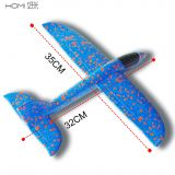 2018 The High Quality Small Size 35cm Outdoor Toy EPP Foam Airplane Hang Glider For Kids