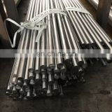 ASTM F138 316LVM H7 H9 cold draw hot rolling high precision bright stainless steel round rod bar