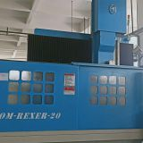 Japan OM Rexer 20 CNC Vertical Lathe