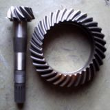 ZF Helical Face Hobbing/Milling Gear Set