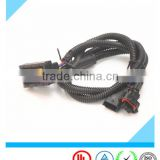 high quality automotive ECU 24 pin connector fuel gas wire assemblies harness manufacturer