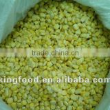 New crop frozen corn kernel