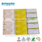 SINMARK Tag Barcode Electronic Shelf Print Label