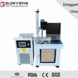 Diode Pumped Laser marking machine 50W for IC,Electronic components