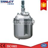 Stainless steel chemical liquid electric heating mixing tank