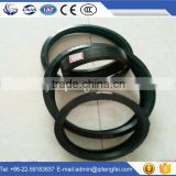 factory supplier concrete pump pipe endurable 4' round rubber gasket