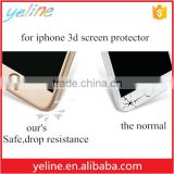 Luxury 3d tempered glass screen protector for iphone 6                                                                                                         Supplier's Choice
