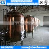 100L Home brewery, small Turnkey brewery CE & ISO passed brewery equipment , Black Beer brewery equipment,conical fermenter