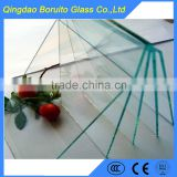 Clear float glass and sheet glass with high quality price
