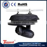 stage lighting equipment plastic dome stage light rain cover for stage