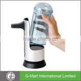Great Earth 250ml Touchless Plastic Hand Soap Dispenser with Pump, Electric Soap Dispenser