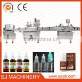 High accurancy full auto e liquid filling machine,vial filling machine,ejuice filling machine