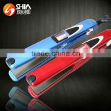 hair styler flat iron 360 power cord for 220v magic shine ionic steam hair straightener hair roller manufacturer SY-896