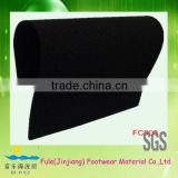 black backing material for floor underlayment