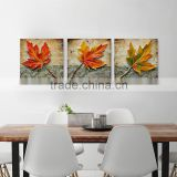 High Quality Wall Art Decoration Dafen Handpainted Impression Famous Reproduction canvas flower oil painting