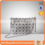 5745 Trendy Design Attractive Special Snake Skin PU Material Sext Lady Evening Clutch Bag