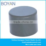 BOYAN pvc ASTM80 black pipe fitting end cap