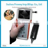 PRUS-S1V B Mode Small Portable Veterinary Ultrasound Scanner with Sector Sweep Scanning System