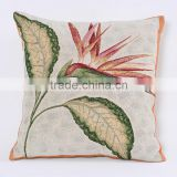 PLUS custom print hanging rattan chair outdoor cushion waterproof cushion cover