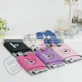 360 Degree Rotate Leather Cover Case for Samsung Galaxy Note2 N7100,Micro Fibre Lining Leather Grain with inside Hard PC Cover