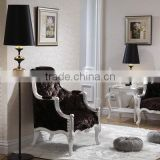 baroque armchair / living room classic armchair / french style armchair YB18