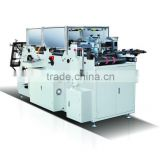 used corrugated carton box making machine, speed 60--160pcs/min,china top manufacture in zhejiang