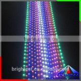 DC12V Super Bright Double Color 60led CCT Dimmerable flexible 3528 led strips with CE ROHS IP20 IP65