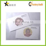 2015 China OEM custom 4 color printing prepaid calling card paper business cards                                                                         Quality Choice