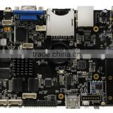 Network 1080p advertising digital signage media player box motherboard PCBA for POS terminal