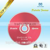 DVD+R DL 8.5GB Factory in China