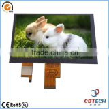 CTP 7''inch TFT LCD touch panel widely for suppermarket cash register                                                                         Quality Choice