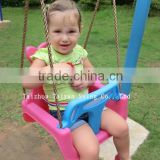 Plastic Animal 3 in 1 Baby swing Chair