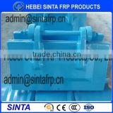 Clack Valve in FRP material for the filters subject