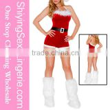 arabic sexy hot dance Sexy Adult North Pole Brat Christmas Costumes